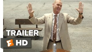 The Founder Official Trailer 2 (2017) - Michael Keaton Movie