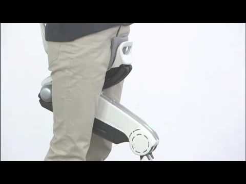 Honda Unveils Experimental Walking Assist Device With Bodywe