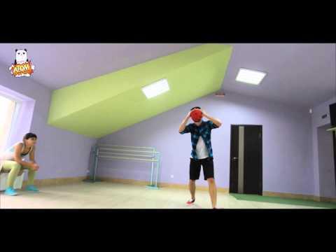 Dj Pyro ft Lil Wayne Nicki Minaj Rick Ross The Game - Rah choregeography by Sergey Opolinskiy