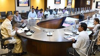 Election Commission Objection To Chandrababu Naidu Review Meetings