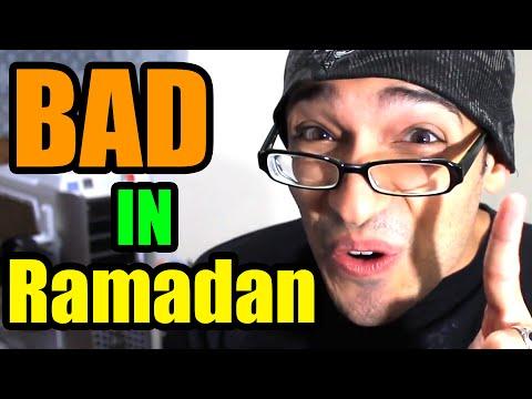 10 Bad Things People do in Ramadan