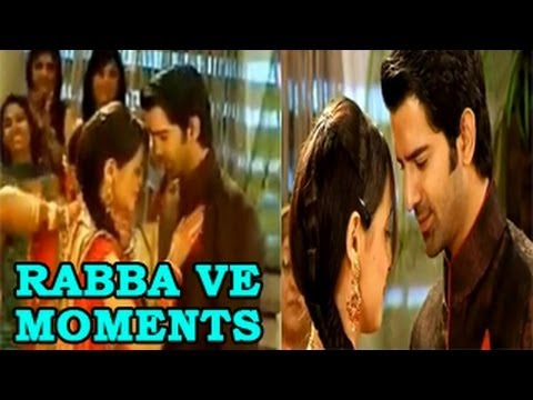Arnav Khushi's NEW RABBA VE MOMENT in Iss Pyaar Ko Kya Naam Doon 30th August 2012