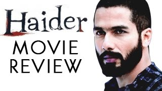 Haider Movie Review: Shahid Kapoor & Tabu steal the show!