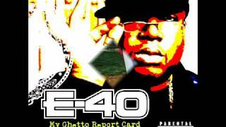 Watch E-40 The Slap video