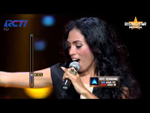 "Loura Haumahu ""I Wanna Be Where You Are"" Michael Jackson - Rising Star Indonesia Eps 14"