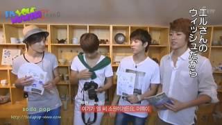 Español] 130308 TrunQ Korea: INFINITE Busan Wish Travel Ep. 2 (2/4