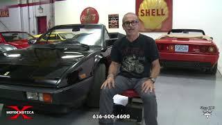 1986 Ferrari Mondial || For Sale