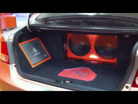 NEW CIVIC PHD-AUDIOPHILE BY S9CUSTOMS