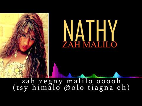 Nathy_zah malilo + Official Lyrics