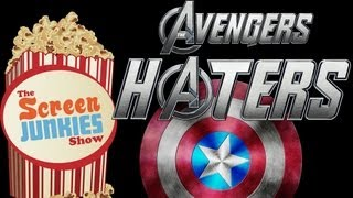 Avengers Haters Assembled!