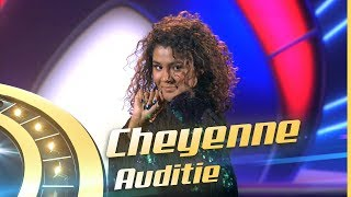 CHEYENNE - Nobody's perfect // DanceSing // Audities //