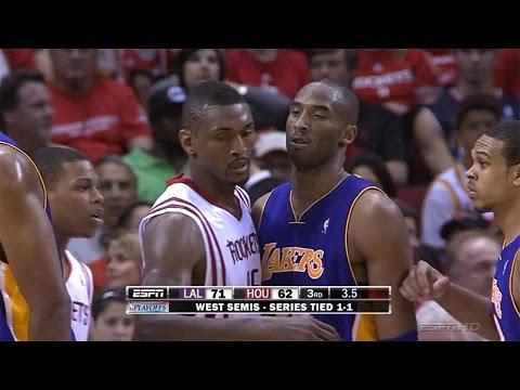 Kobe Bryant Vs Ron Artest Full Highlights 2009 Wcsf Gm3 video