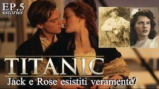Titanic - Jack e Rose realmente esistiti?  Personaggi reali (VERITÀ SUL TITANIC) Documentario
