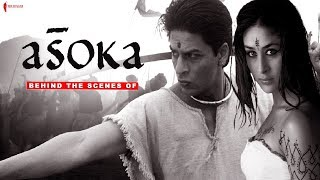 Making of Asoka | Kareena Kapoor, Shah Rukh Khan | A Santosh Sivan Film