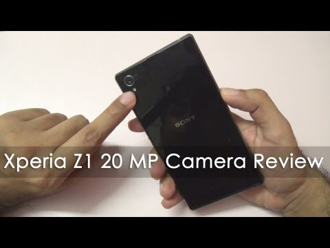 Sony Xperia Z1 20 MP Camera Review with Samples