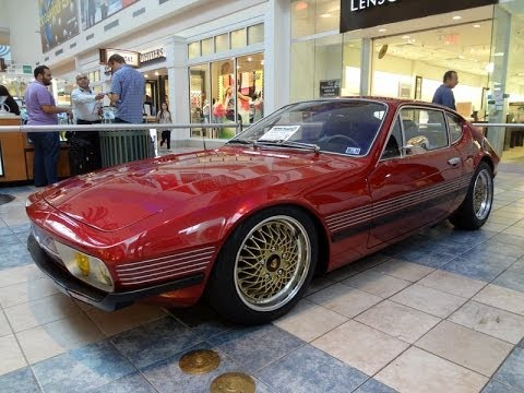 Vw Sp2 1974 At Flower Power 5 Plaza Las Americas Puerto