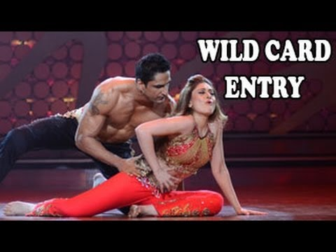 Watch NACH BALIYE 5 WILD CARD ENTRY - 9th FEBRUARY 2013 FULL EPISODE NEWS