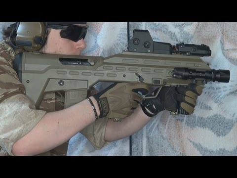 (Airsoft) APS Urban Assault Rifle AEG - KhanSeb