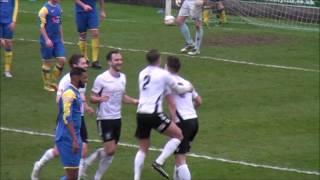 GOALS: Salisbury 3 Paulton Rovers 1