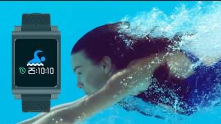 Fitness Watches Stylish & Your Perfect Workout Tracker With Heartbeat Calorie Monitoring