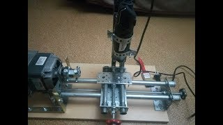 LATHE? MILL? OR DRILL? MY FIRST PROJECT #002#