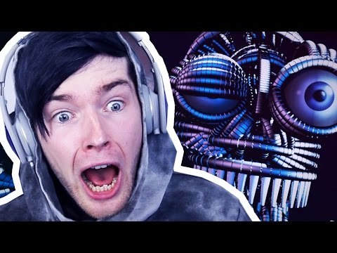 FIVE NIGHTS AT FREDDY'S SISTER LOCATION REAL ENDING!!!