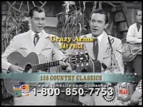 Golden Age of Country Commercial Music Videos