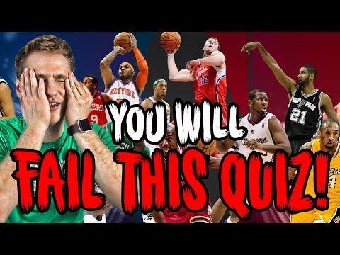 99% of DIE HARD NBA Fans Will FAIL THIS QUIZ!