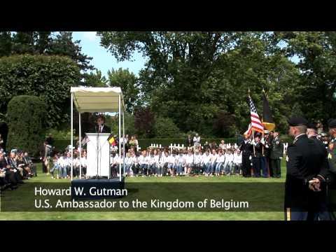 Memorial Day 2011 – Flanders Fields American Cemetery