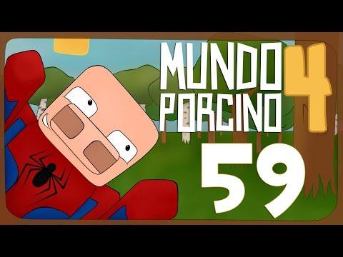 CORTANDO CABEZAS   EP.59    MUNDO PORCINO TEMP.4