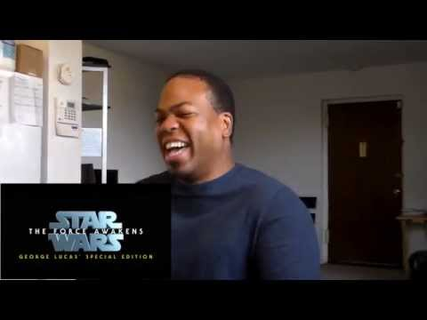 Star Wars: Episode VII Trailer - George Lucas' Special Edition REACTION!!!