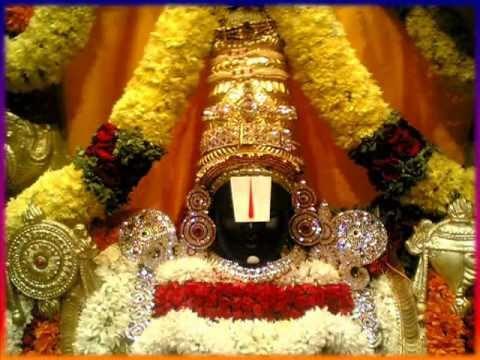 Tirupati-balaji Suprabhatam video