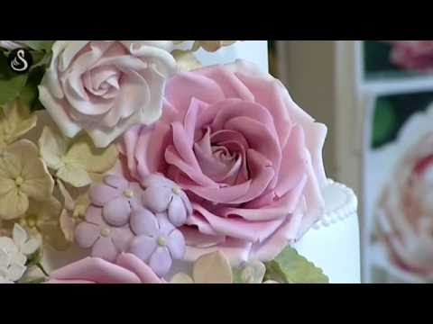 Perfect Wedding Cake with Sarah Haywood and Peggy Porschen