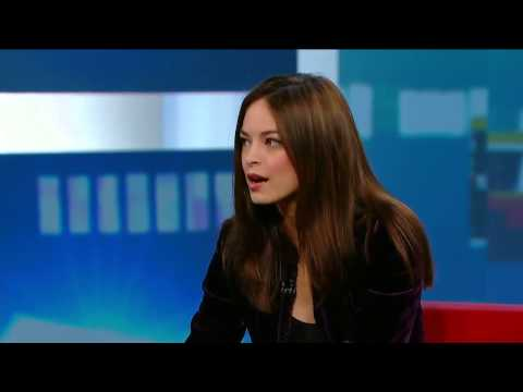 Kristin Kreuk On George Stroumboulopoulos Tonight: INTERVIEW