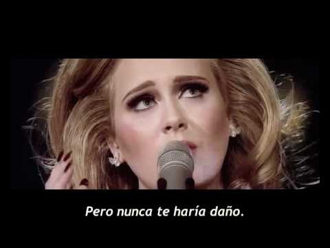 Adele Live at the Royal Albert Hall - Make You Feel My Love (subtítulos en espa