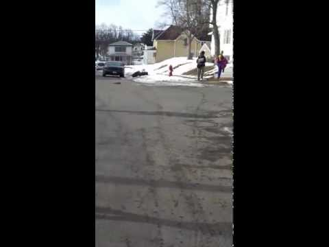 Ghetto Ass Street Fight Image 1