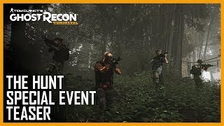 Tom Clancy's Ghost Recon Wildlands: The Hunt - Special Event Teaser | Ubisoft | [US]
