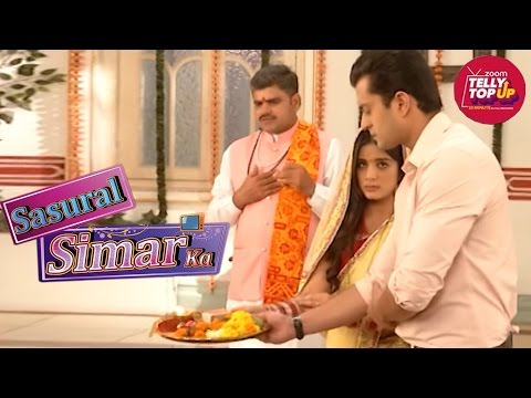 Piyush & Roshni To Do Shivratri Puja In 'Sasural Simar Ka' | TellyTopUp