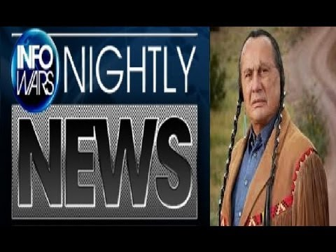 RUSSELL MEANS SPECIAL: The Decline of American Culture (10/22/2012)