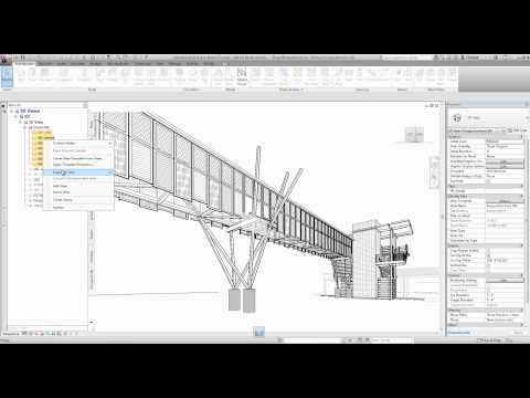 Kiwi Codes Project Browser for Autodesk Revit 2013