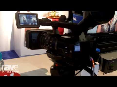 InfoComm 2014: Panasonic Details the AJ-PX270 Handheld Camcorder