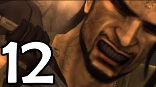Metal Gear Solid 4 - The Movie -12- Death Of An Immortal