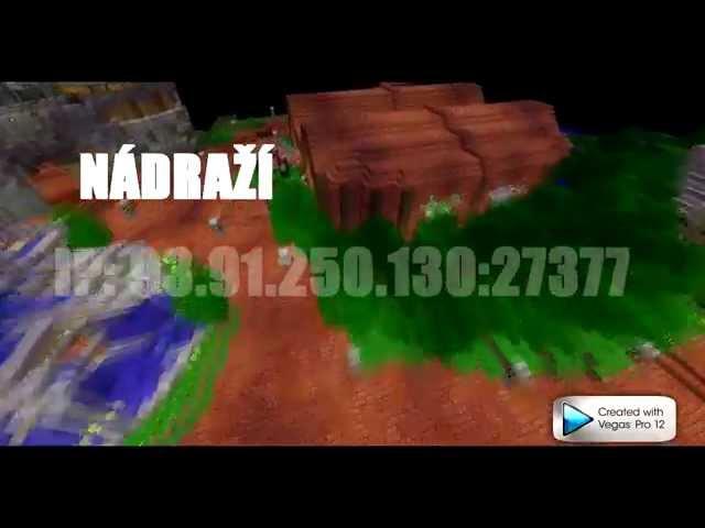 Čarovný Minecraft Server 1.5.2 V4.1