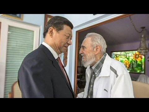 Xi Jinping achève son séjour à Cuba