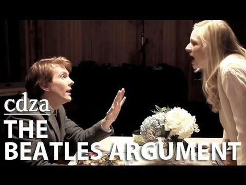 The Beatles Argument | cdza Opus No. 19