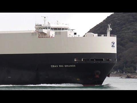 CSAV RIO GRANDE - Zodiac Maritime vehicles carrier
