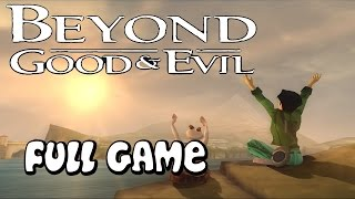 Beyond Good and Evil - Full Game Movie - Walkthrough - (PC) - No Commentary