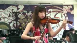 長雲樂集 2010/10/3  小提琴/黃育瑩--飄浪之女
