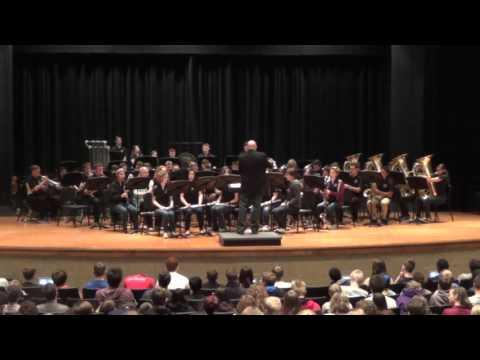"BVSW Symphonic Band - ""Sea Songs"" | Ralph Vaughan Williams"