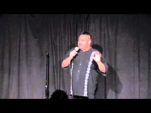 Louie Bee at Broadway Comedy Club